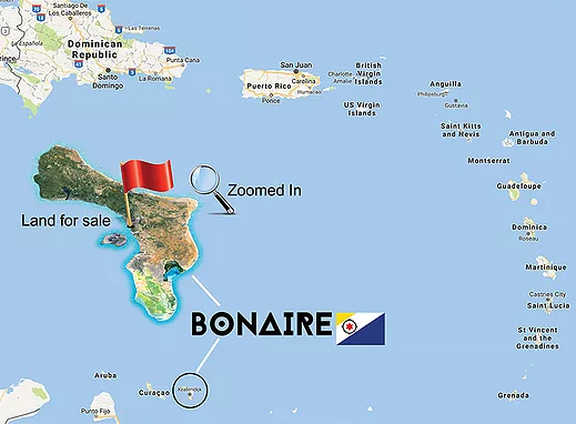 This Is Bonaire Investment Land Caribbean